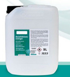 Desinfecterende handreiniger op alcohol basis 5L
