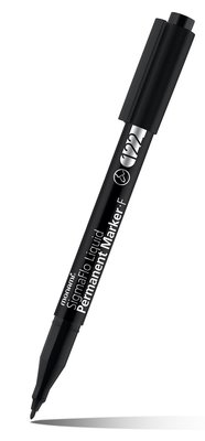 Monami 122 /1-mm permanent stift F liquid inkt